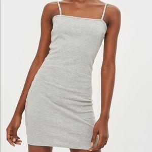 Topshop Bodycon Jersey Dress
